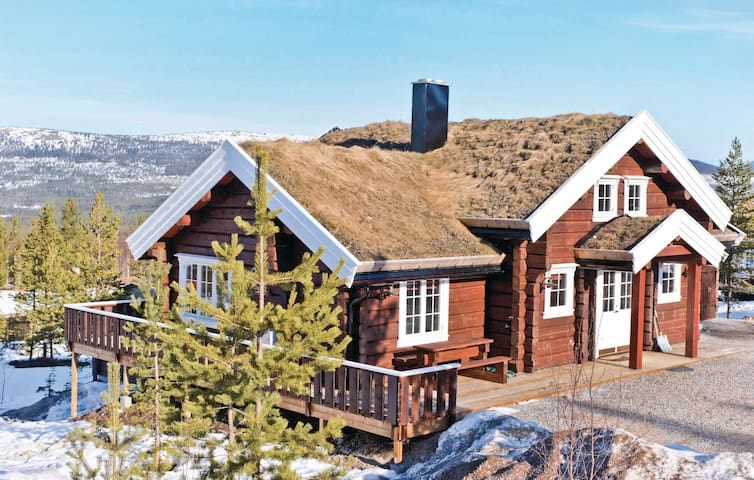 Holiday cottage with 8 bedrooms on 220m² in Sälen