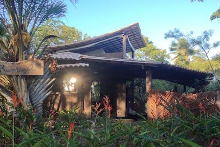 Chalet Rumbazul em Diogo .. autonomie et intimité - Praia do Forte - Alpstuga