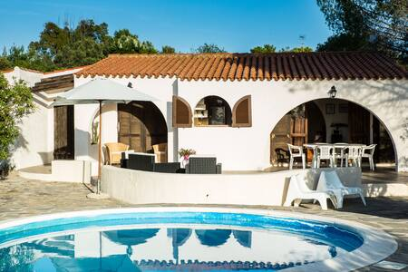VILLA with private swimming pool - Alghero