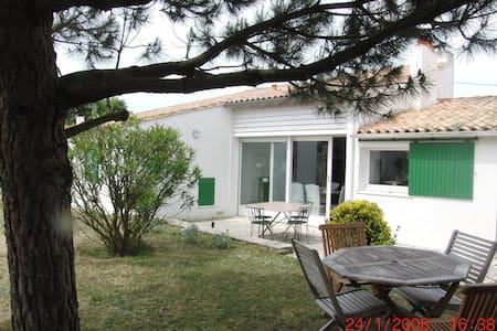 ile de Ré: Villa de l'Ormon - Saint-Clément-des-Baleines