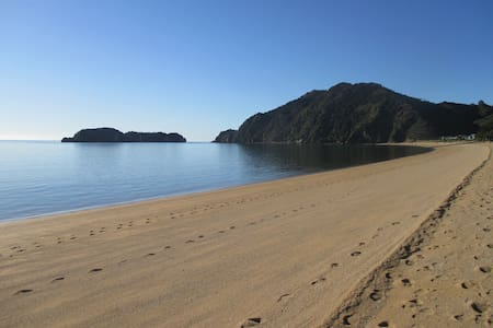 Tata Beach, Golden Bay, Abel Tasman - Tata Beach - 公寓