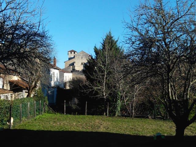 Chambre centre roquefort - Roquefort - House