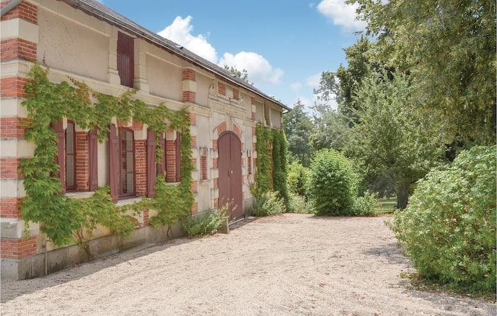 Nice home in Bouére with 3 Bedrooms