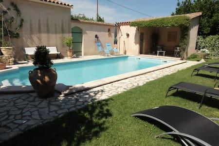 Jolie villa de vacances - Arpaillargues-et-Aureillac