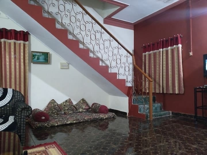 Spacious villa for comfy stay