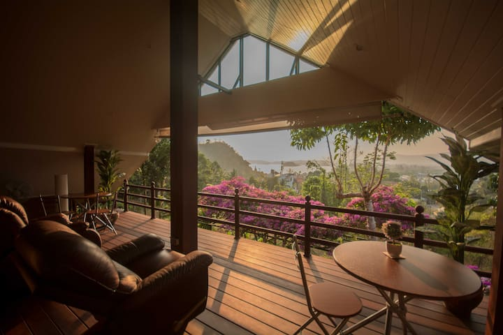 Seaview Cabin Club - Ao Nang - Hus