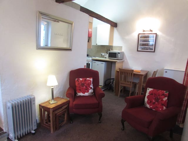 cottage mews studio,fantastic location - Braithwaite - Appartement