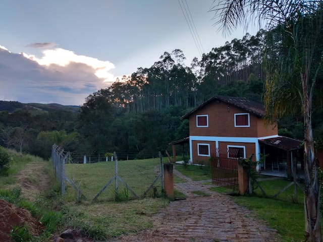 Hostel Rural e Camping Guará