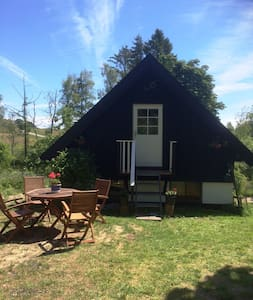 Studio near Farum West in beautiful nature