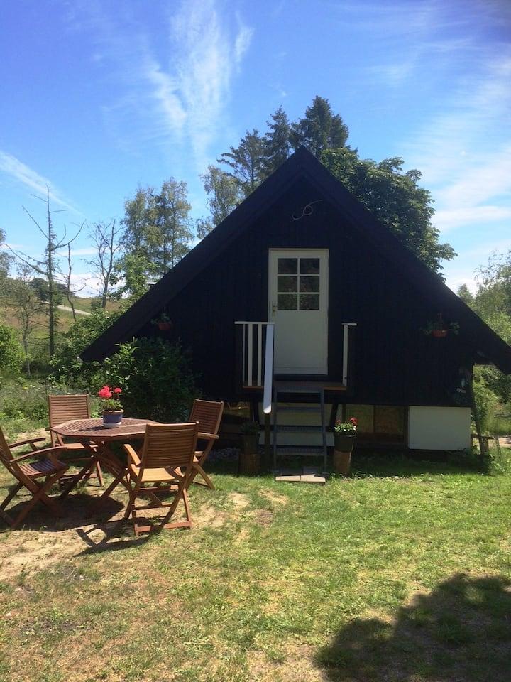 Studio near Farum West in beautiful nature