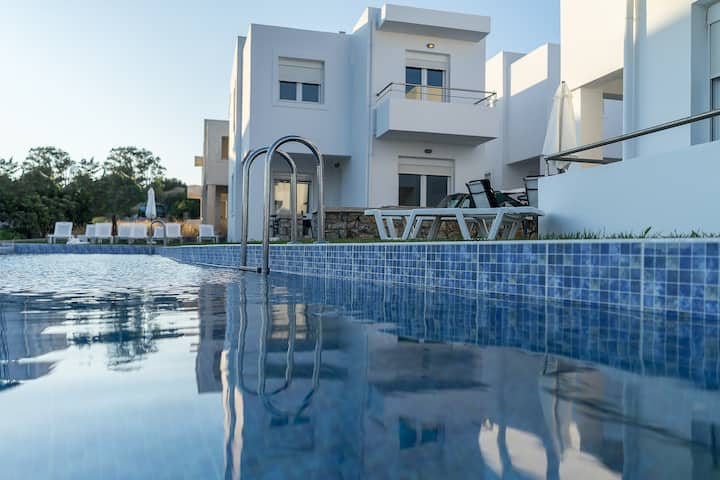 Gennadi Summer Villa Sharing Pool No3