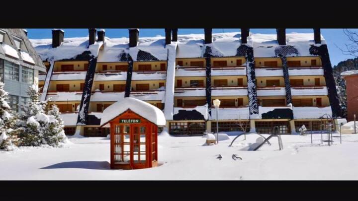 Apartamento LA MOLINA Para Esquiar