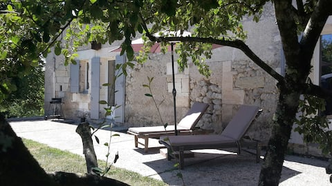 Gîte CABOSSE 2 pers. BB