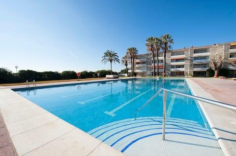 Beachfront apartment in Gavà Mar - Barcelona