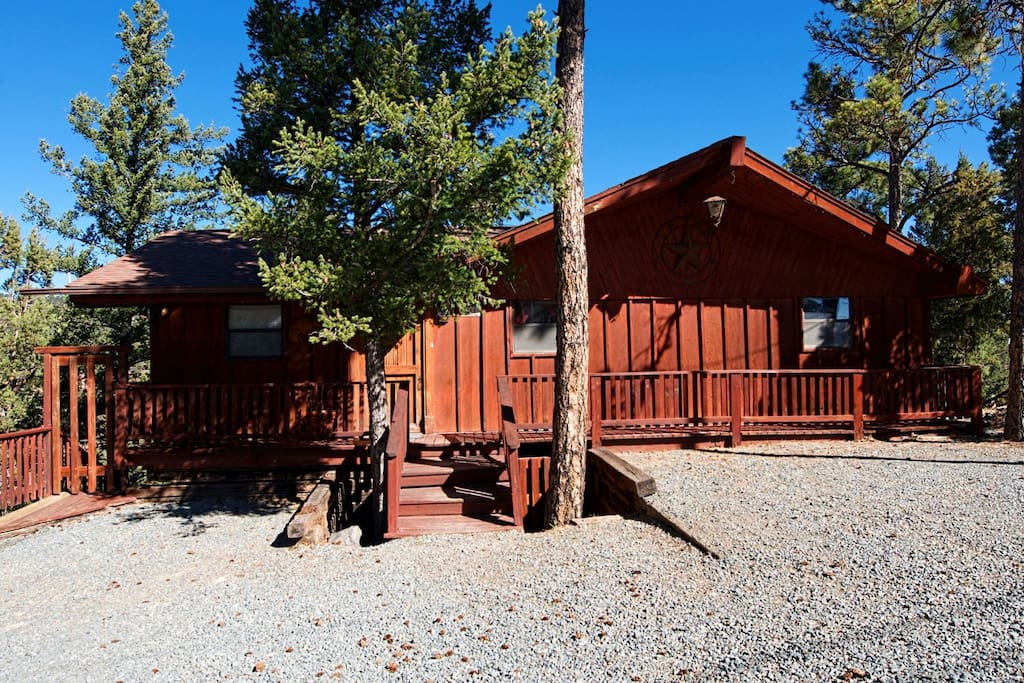 The Hideaway Cabins For Rent In Ruidoso New Mexico