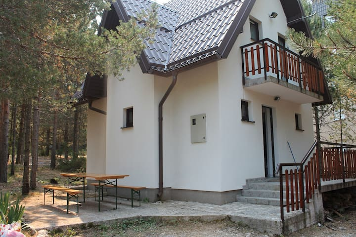Small mountain house in the nature park Blidinje