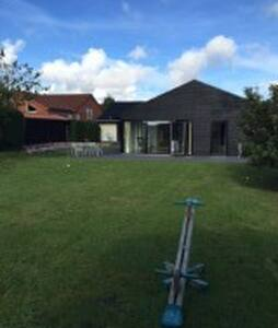 215 sq.m. big house near beach and forest - Mårslet