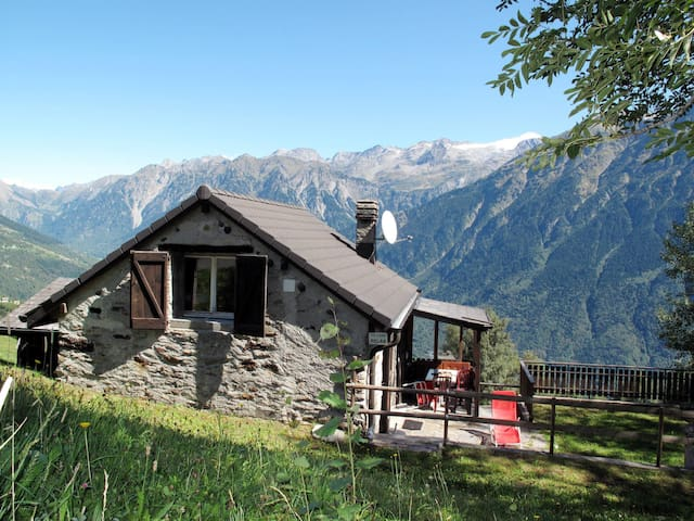 Holiday House Relax for 6 persons in Leontica