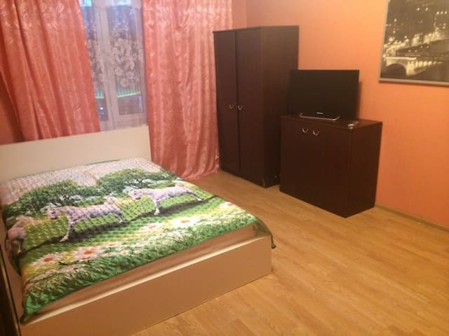 Однокомнатная квартира в Медведково - Moskva - Apartament
