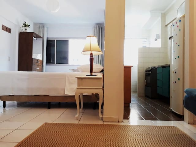 Apartamento completo e aconchegante 3 min do metrô
