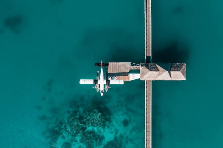 CONRAD MALDIVES RANGALI ISLAND BEACH VILLA
