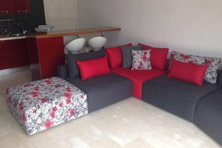 """très bel appartement meublé""""les perles de tamaris - Apartmen"""