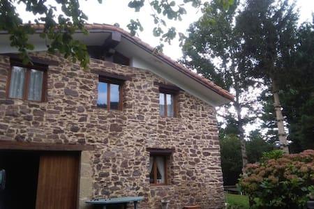 Casa en entorno natural y tranquilo - Eldua - Talo