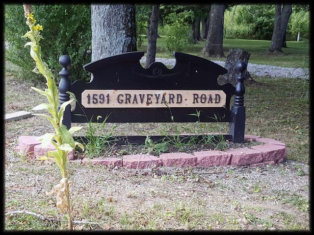 Graveyard Master's Quarters - 1