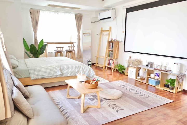 Kristen's homestay-Fengqi Commercial District