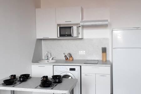 Квартира-студия Уютная Гатчина