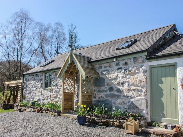 The Cowshed, Bala. Snowdonia