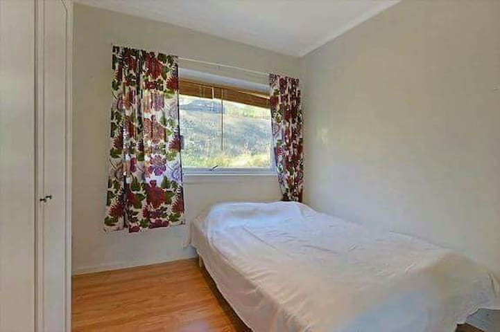 Cosy City view perfect for 1&2 prsn - Bergen - Bed & Breakfast
