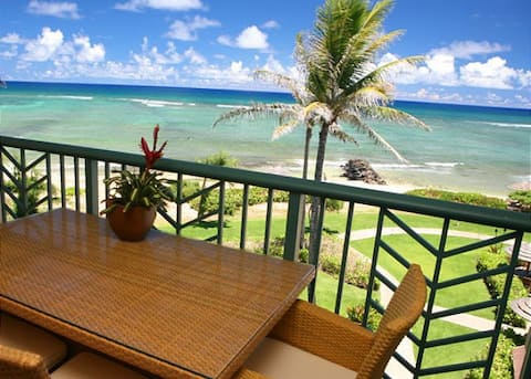 Grand Views from our Prime Ocean Suite A402! Book Today!