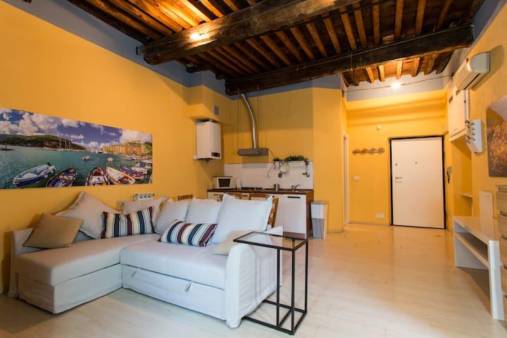 Ca Piccin Studio Apartment in heart of La Spezia