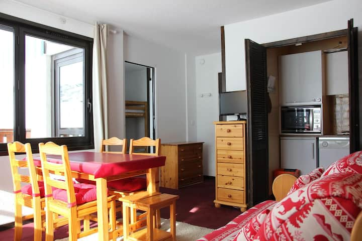 4 persons apartment in a quiet area