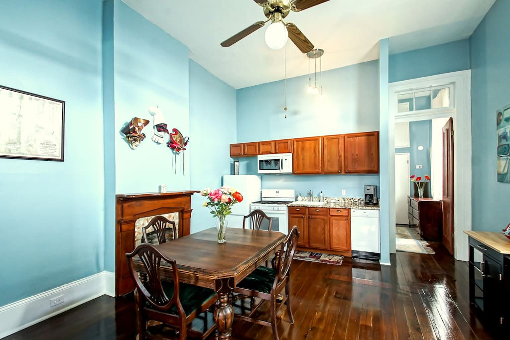 Camelback Guesthouse Apt 2 1 Bedroom Flats For Rent In New Orleans Louisi