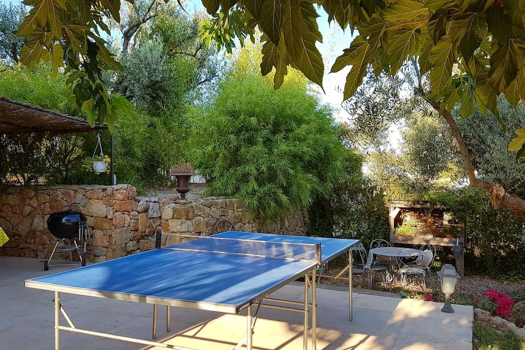 Bastide avec jardin piscine spa houses for rent in for Piscine ollioules