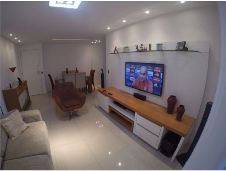 Sala/Living room.