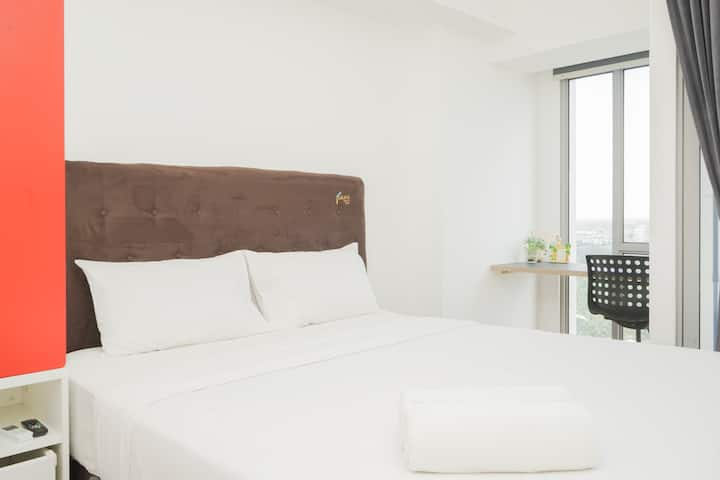 Great Choice Studio Apartment at M-Town Residence