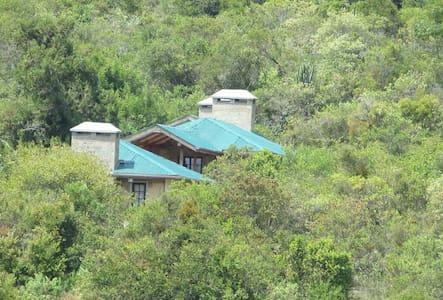 Cottage facing Mt Kenya & near Ngare Ndare Forest