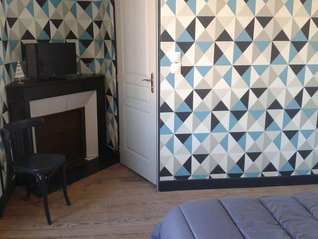 Chambre 3 - Venarey-les-Laumes