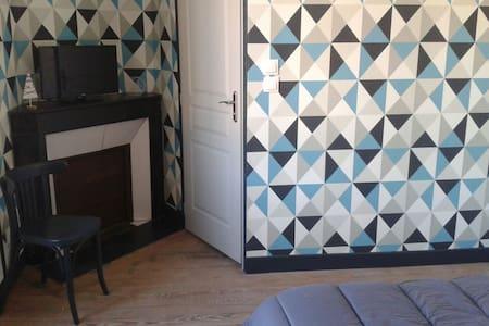 Chambre 3 - Venarey-les-Laumes - House