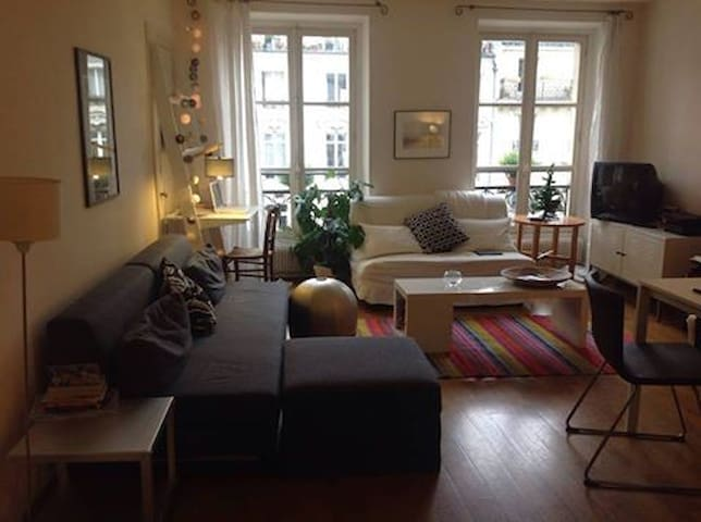Bedroom  Marais