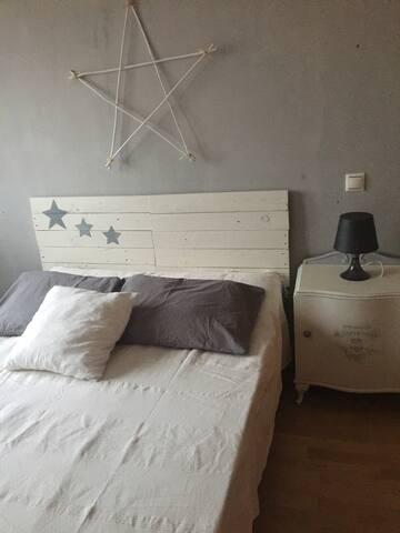 Apartamento acogedor con piscina - Tordesillas - Appartement