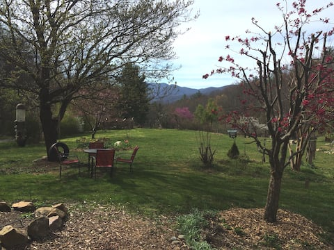 Blackberry Blossom Inn,  Rododendron Suite