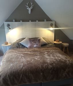 Chalet de luxe avec sauna infrarouge - Gesves - Bungalo