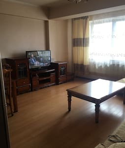 Entire apartment for 2 people - Ulaanbaatar - Apartment