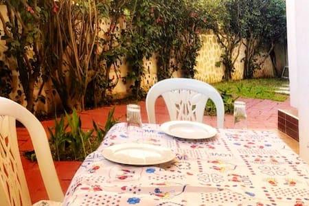 Cozy Studio with garden in the heart of Rabat