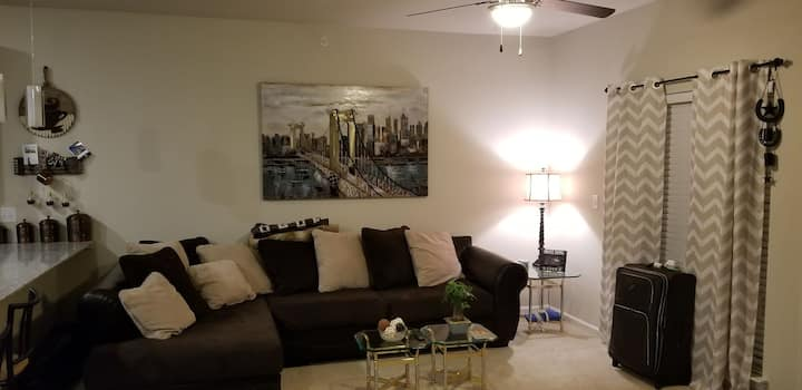 Upscale & Spacious Modern South ATX APT.