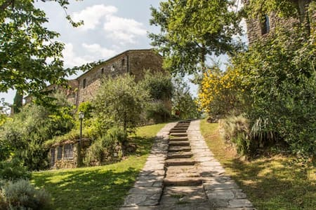 Hamlet of San Biagio a Colle - Casa del Castagno - San Leo Bastia - House
